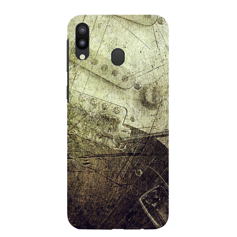 Guitar grunge Samsung galaxy m 20 Mobile Cover