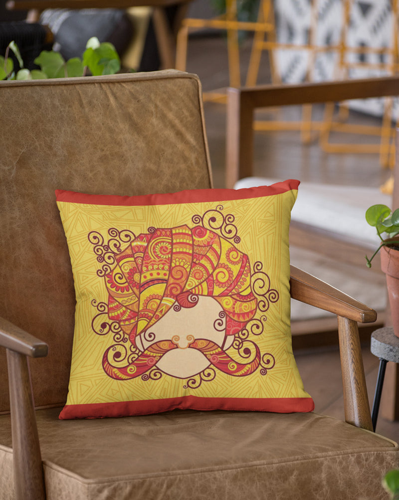Gujarat Cushion Cushion Cover