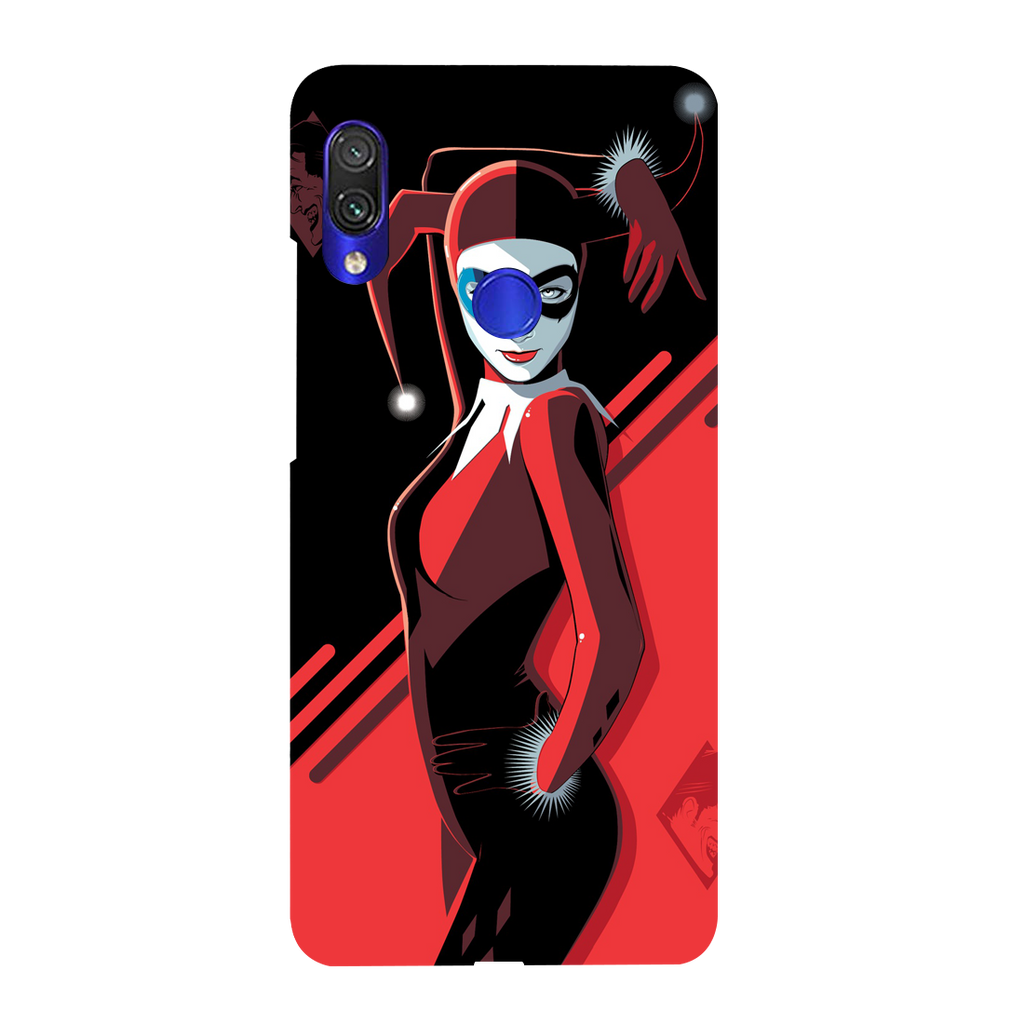 Harley Quinn Redmi Y3 Mobile Cover