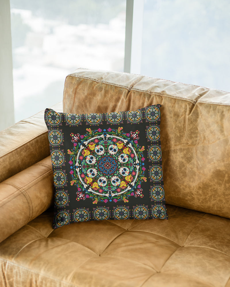 Haunted design Cushion Cover
