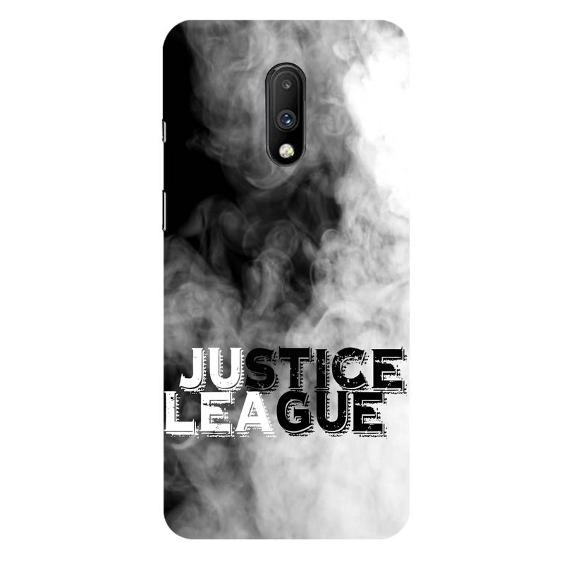 Justice league OnePlus 7 Mobile Cover