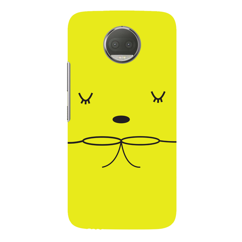 Knot moto G5s plus Mobile Cover