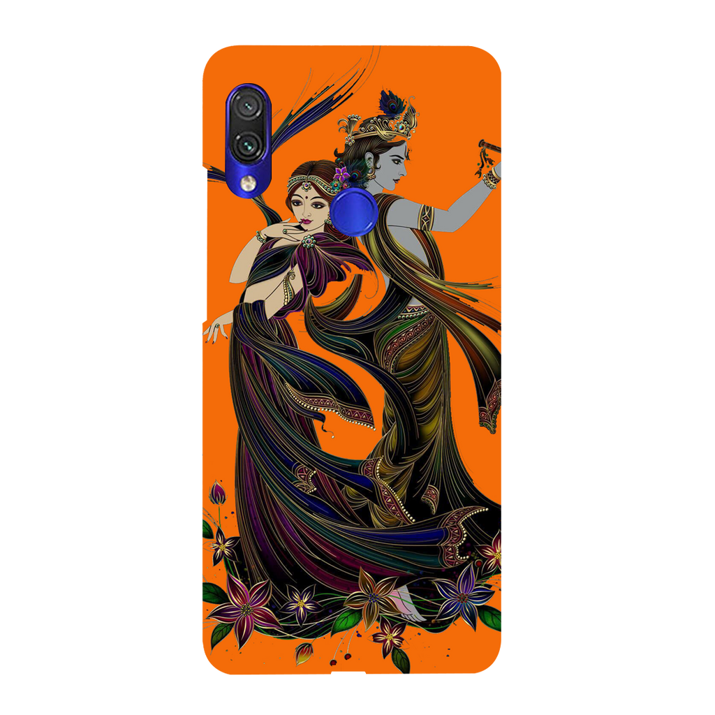 Krishna Redmi Y3 Mobile Cover