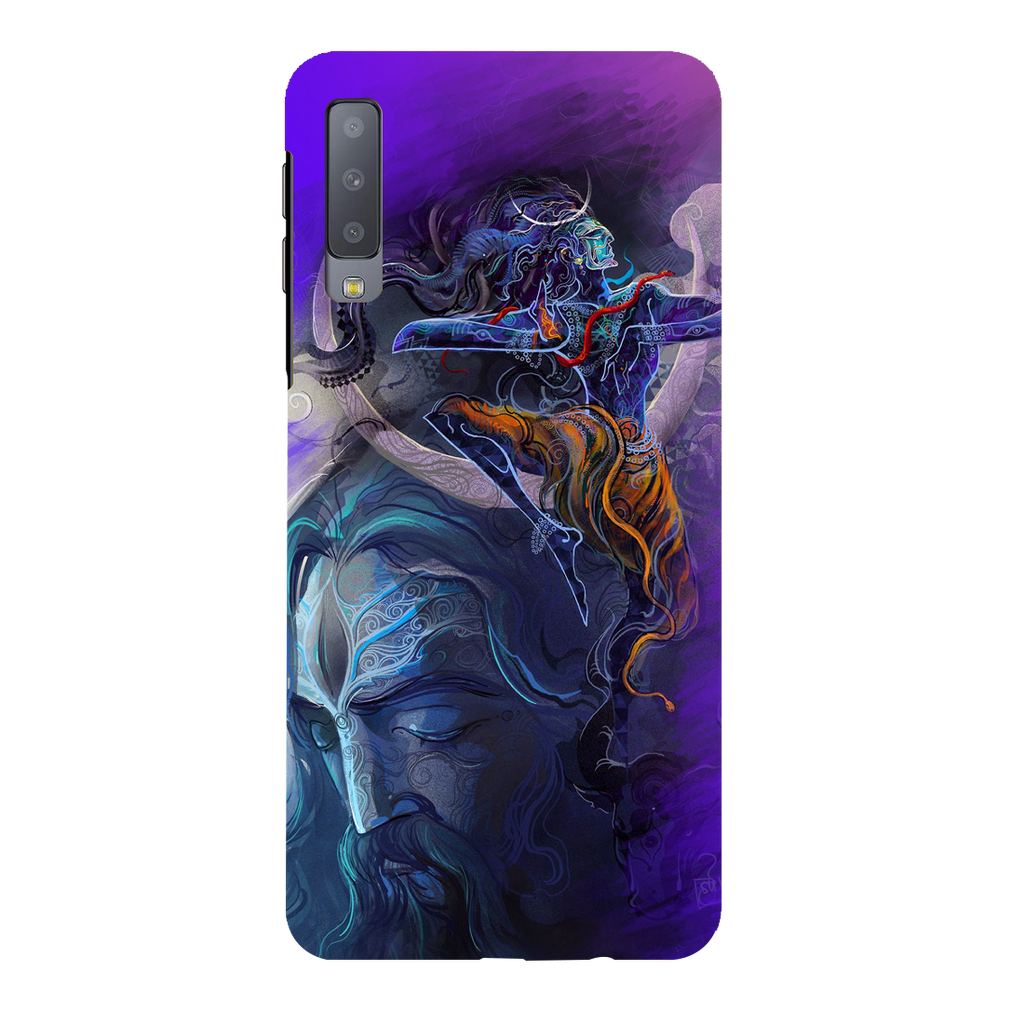 Lord Shiva Samsung A7 Mobile Cover