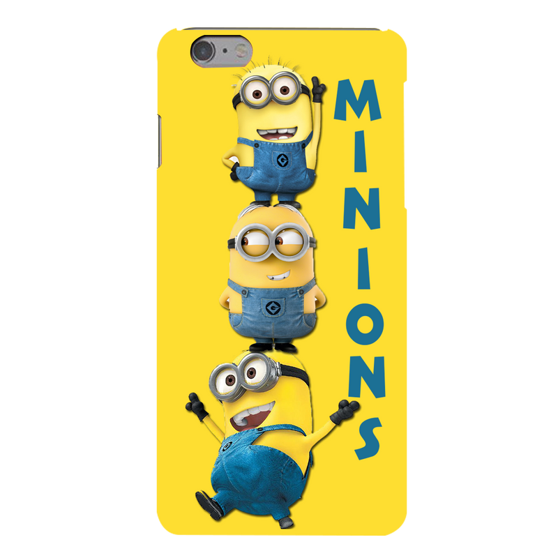 MINIONS Apple iPhone 6s Plus Mobile Cover