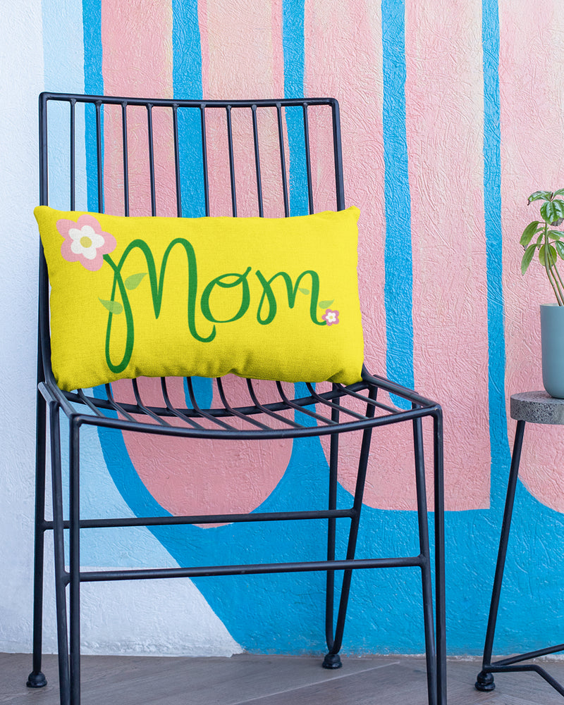 Mom 1 pillow cover
