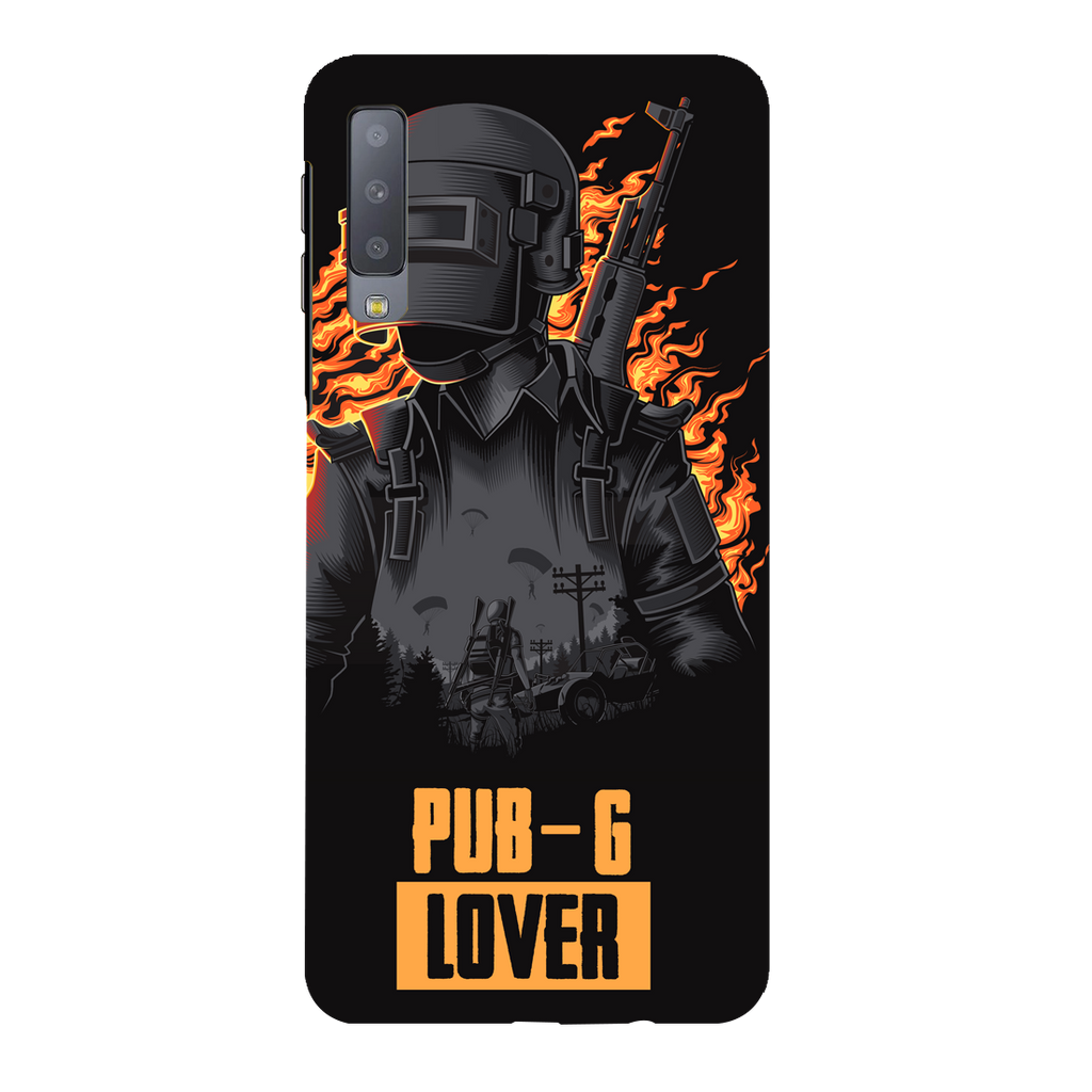 PUBG Lover Samsung A7 Mobile Cover