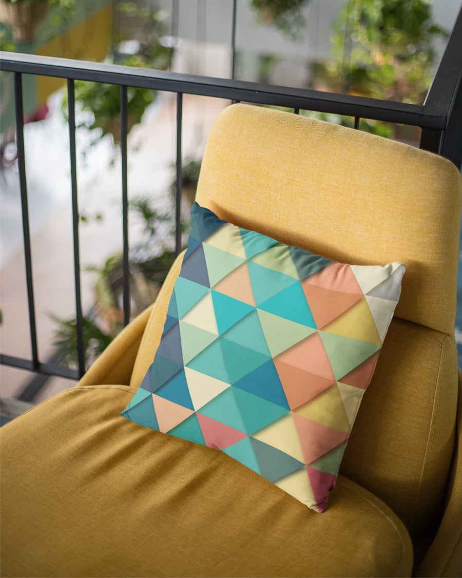 Pattern Cushion Cover