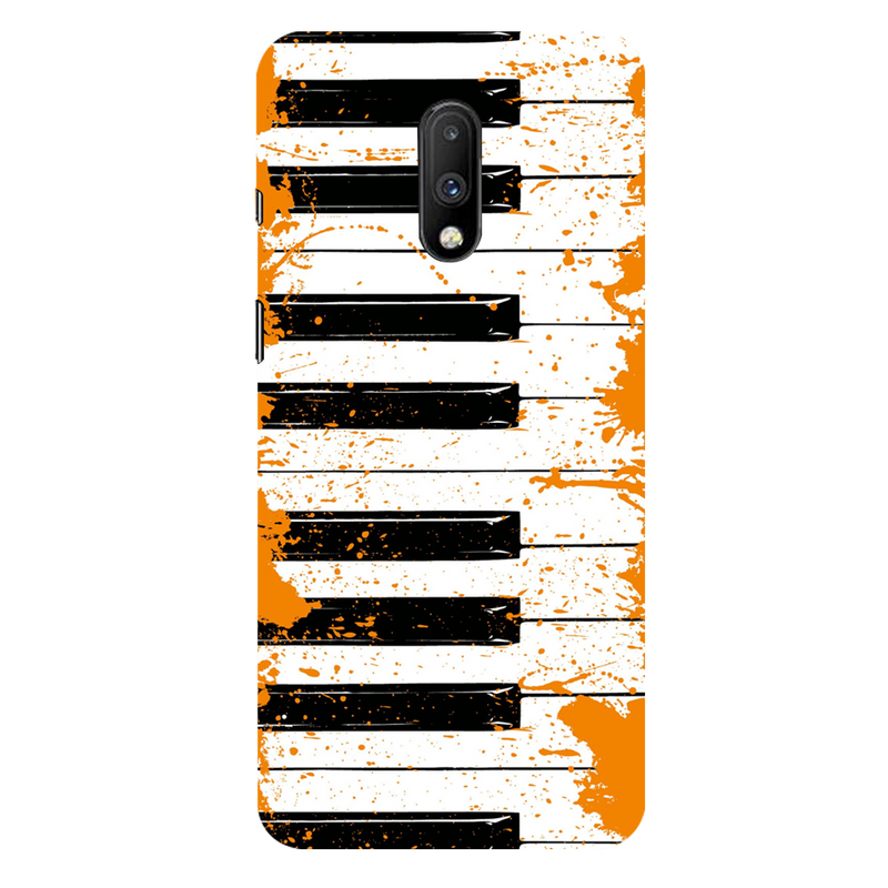 Piano OnePlus 7 Mobile Cover
