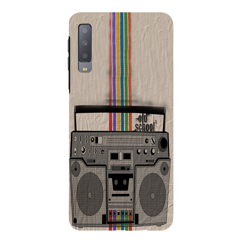 Radio Samsung A7 Mobile Cover
