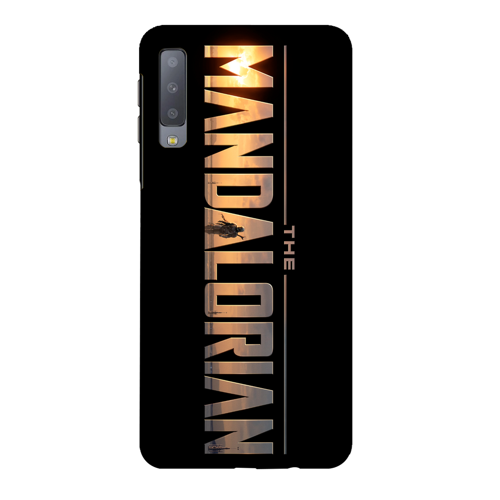 The Mandalorian Samsung A7 Mobile Cover