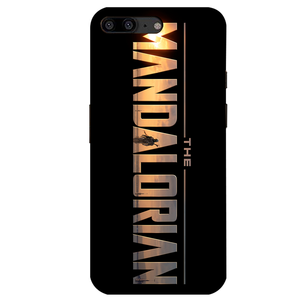 The Mandalorian OnePlus 5 Mobile Cover