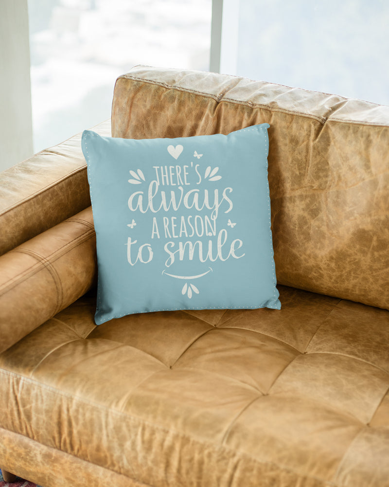 There is always a way to smile 1 Cushion Cover