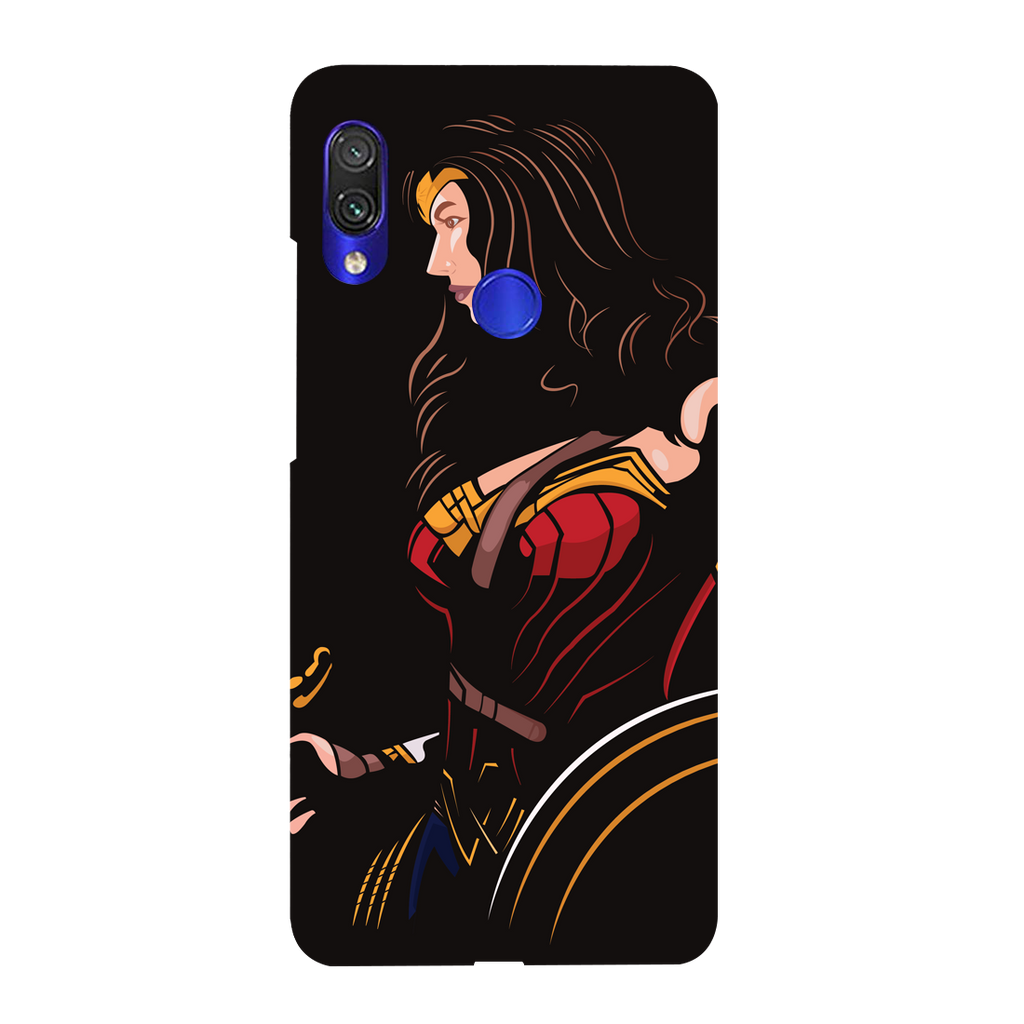 Wonder Women Redmi Y3 Mobile Cover