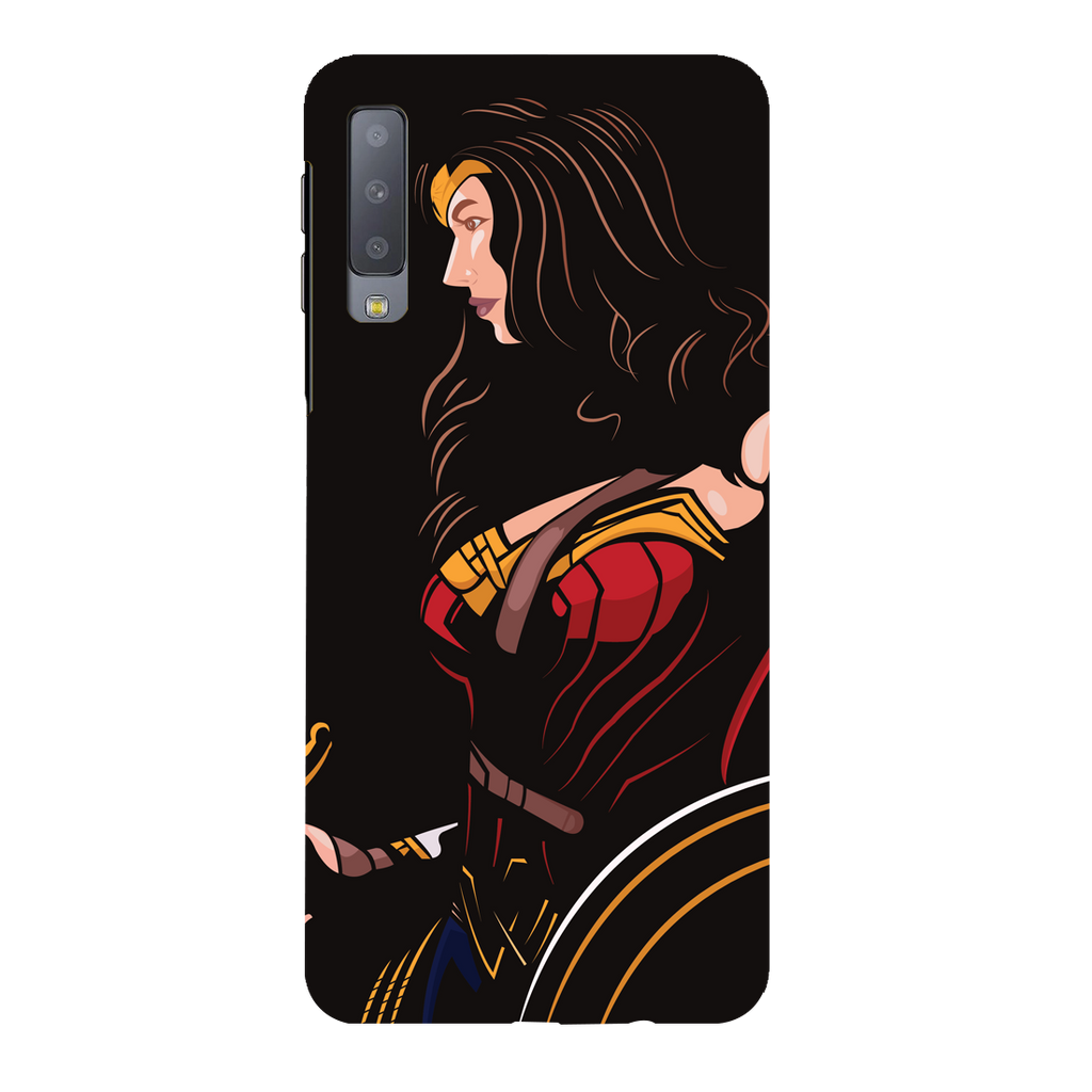Wonder Women Samsung A7 Mobile Cover