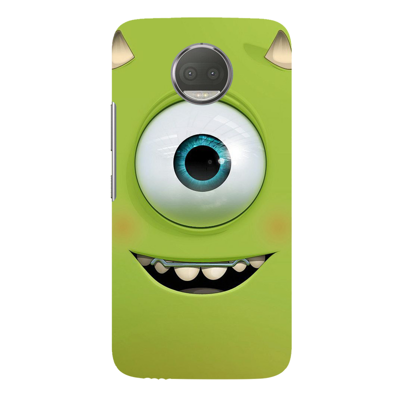 Alien moto G5s plus Mobile Cover