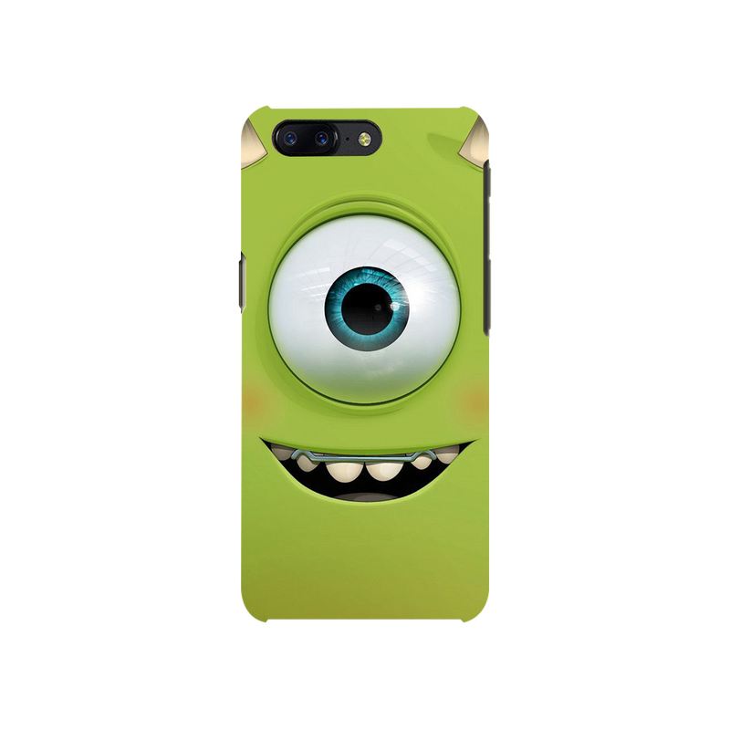 Alien OnePlus 5T Mobile Cover