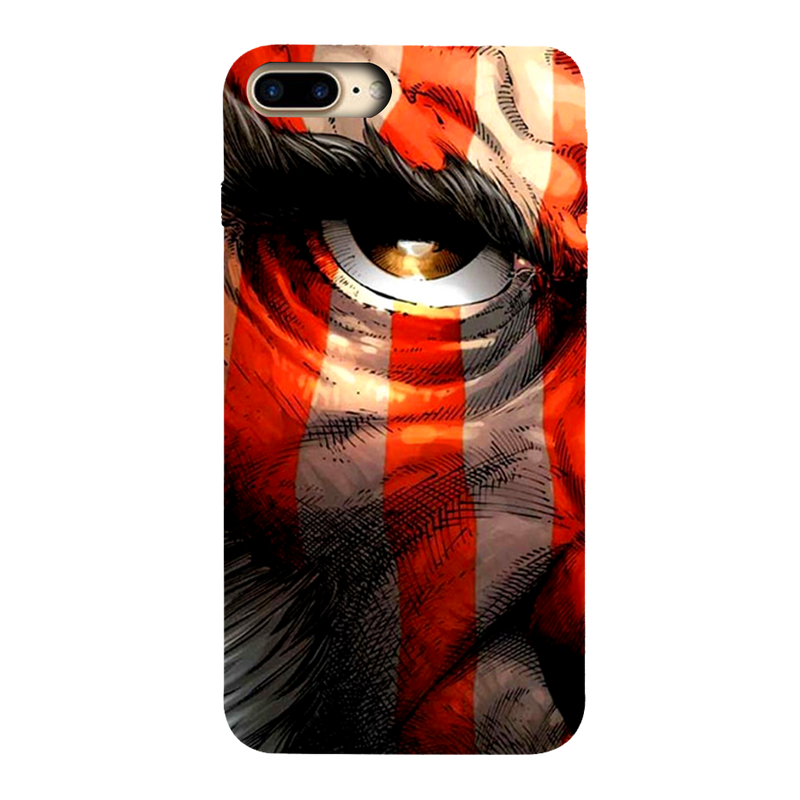 American man Apple iPhone 7 Plus Mobile Cover