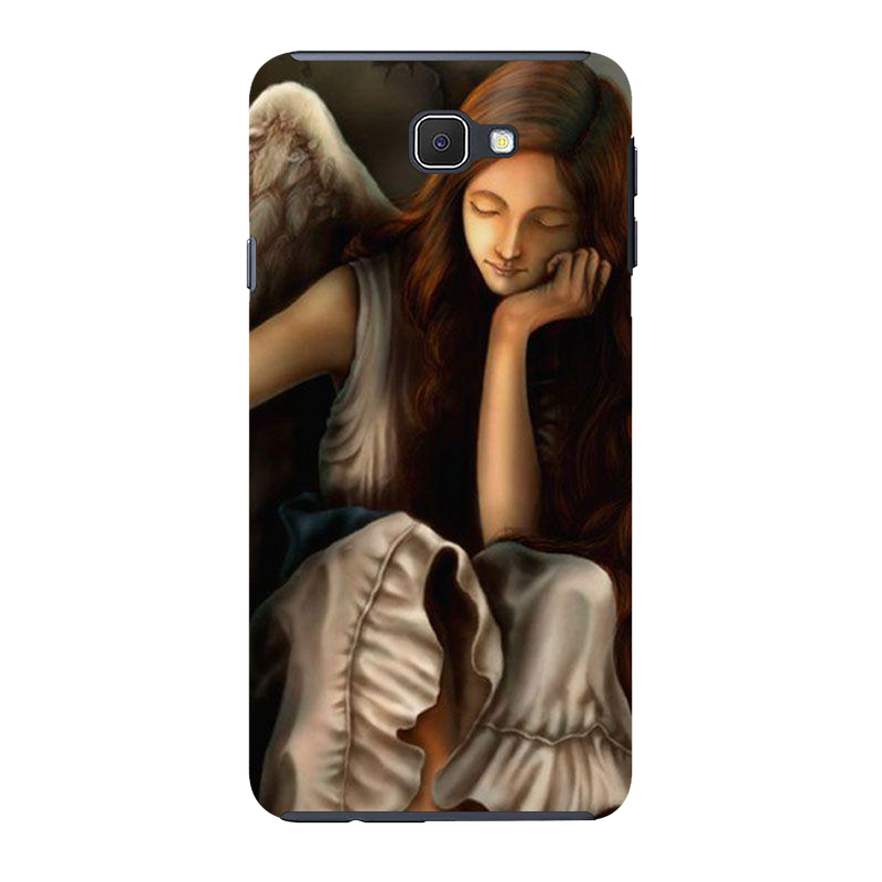 Angel Samsung J7 Mobile Cover