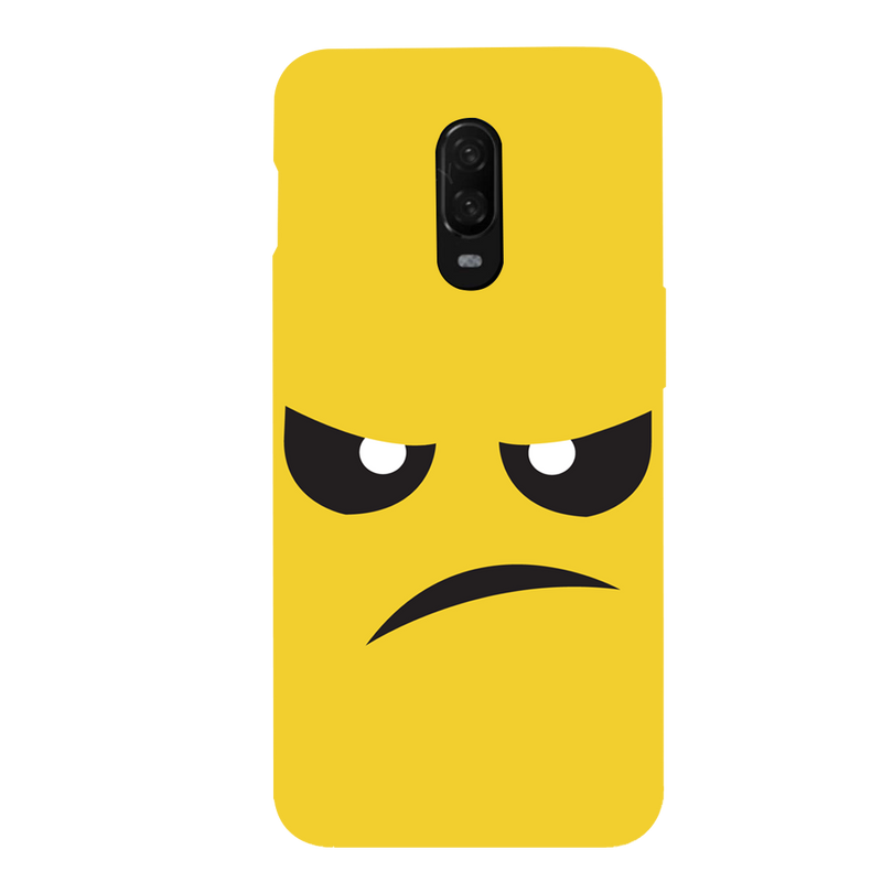 Anger OnePlus 6T Mobile Cover