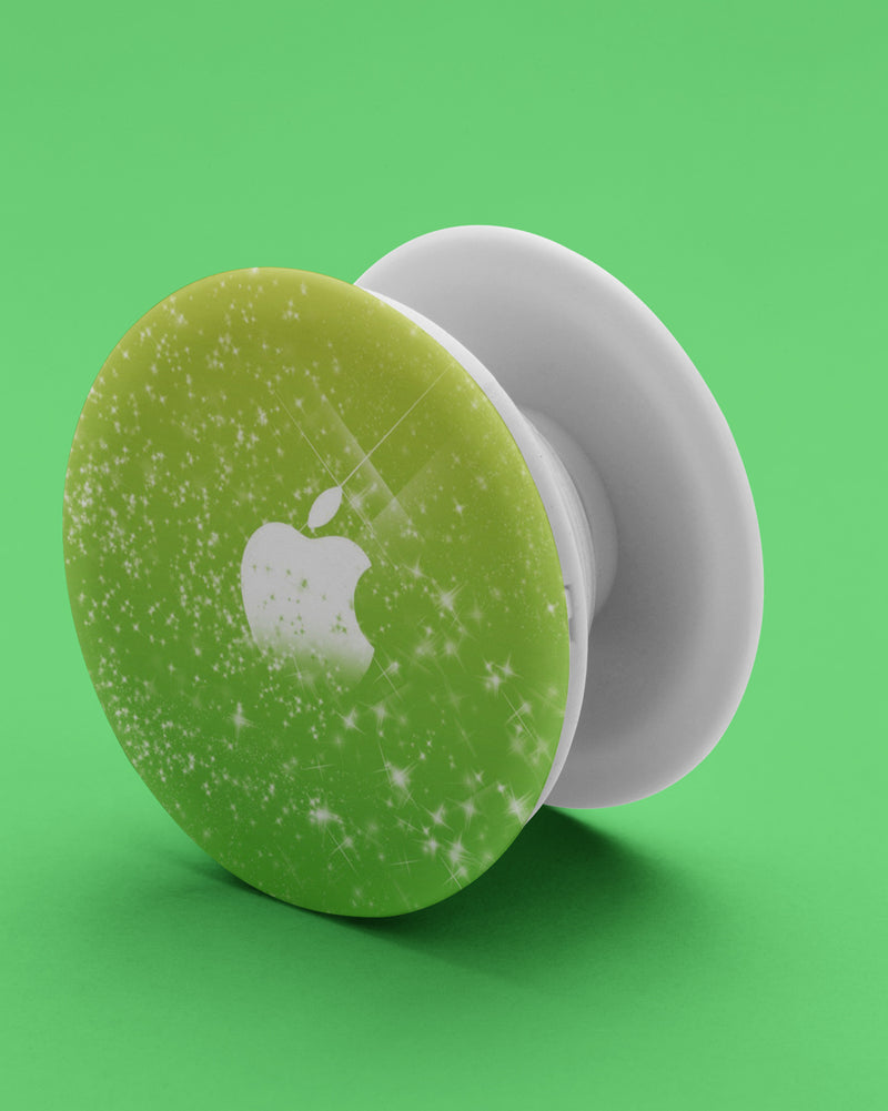 Apple icon green PopSockets Grip