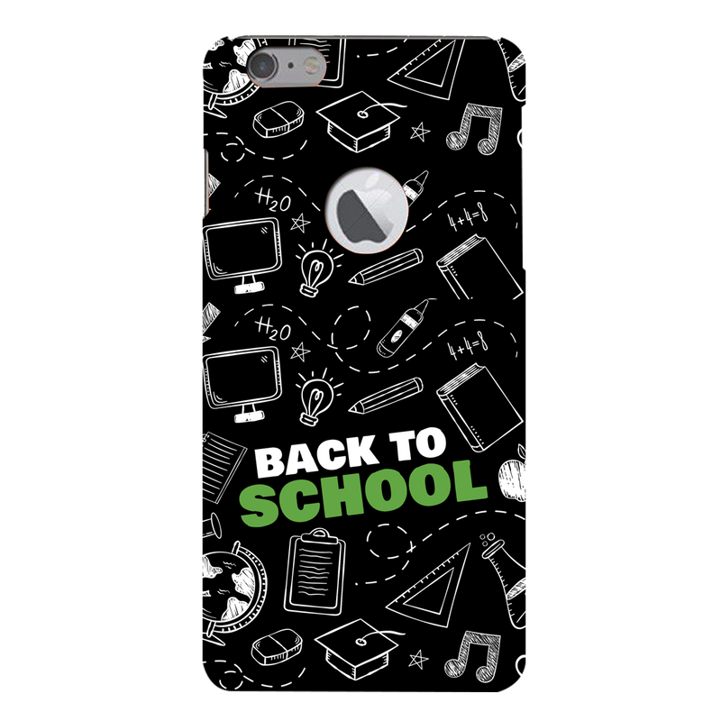 Back to school Apple iPhone 6s Plus Mobile Cover