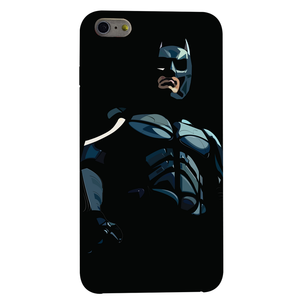 Batman Apple iPhone 6 Plus Mobile Cover