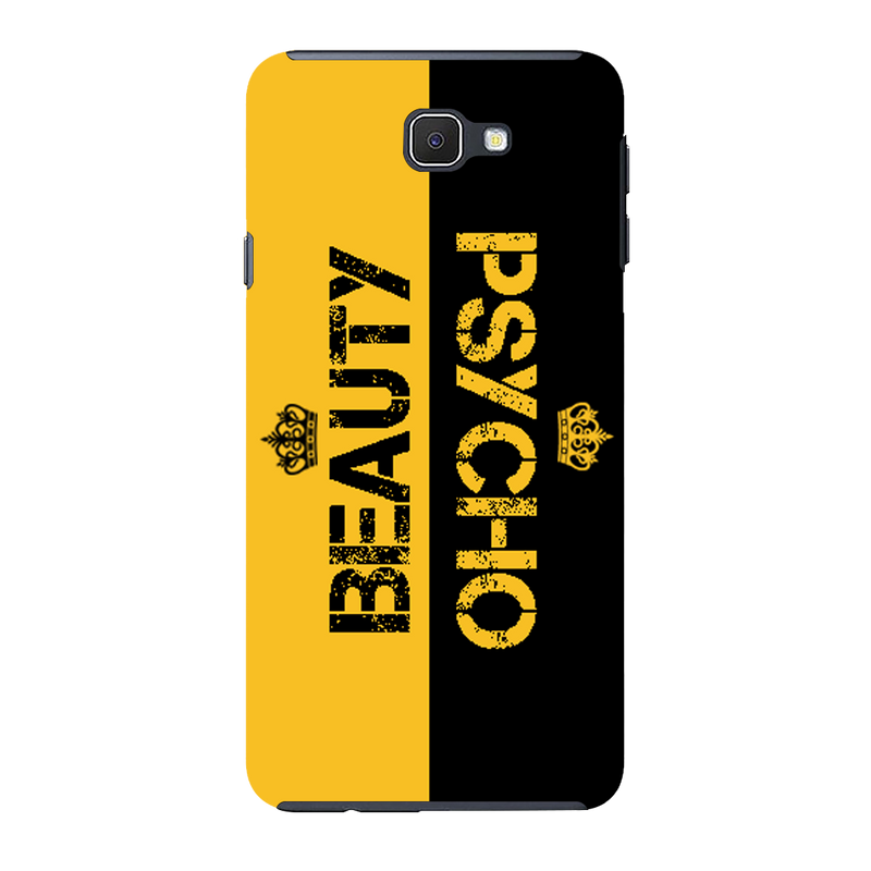 Beauty psycho Samsung J7 Mobile Cover