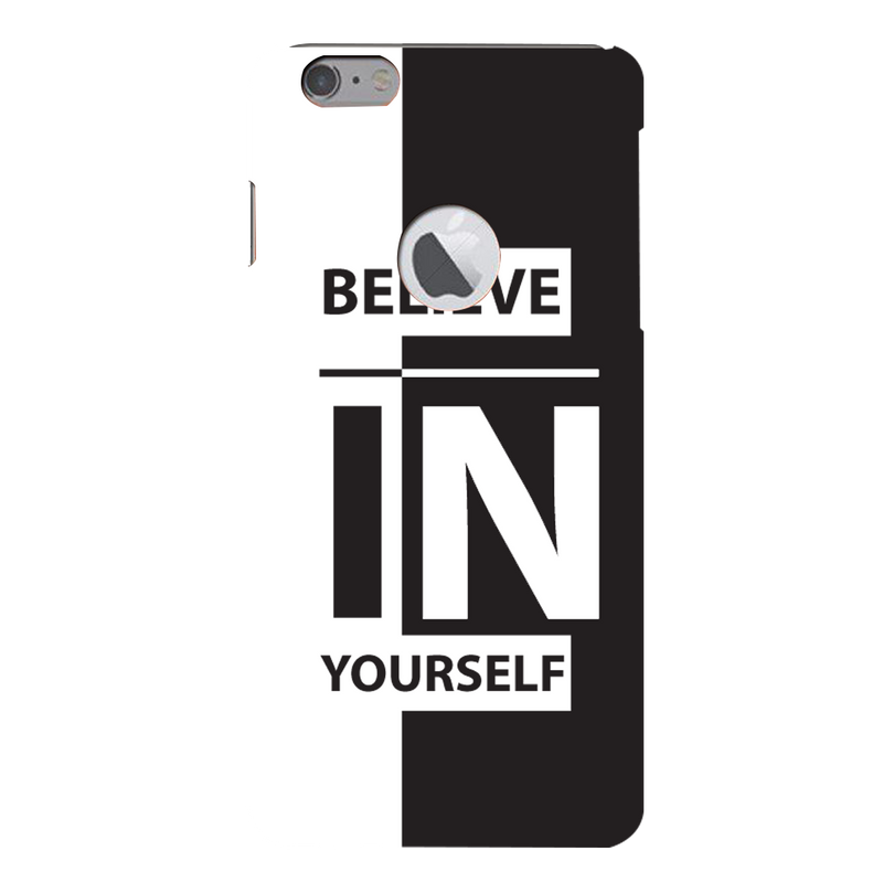 Believe in yourself Apple iPhone 6s Plus Mobile Cover