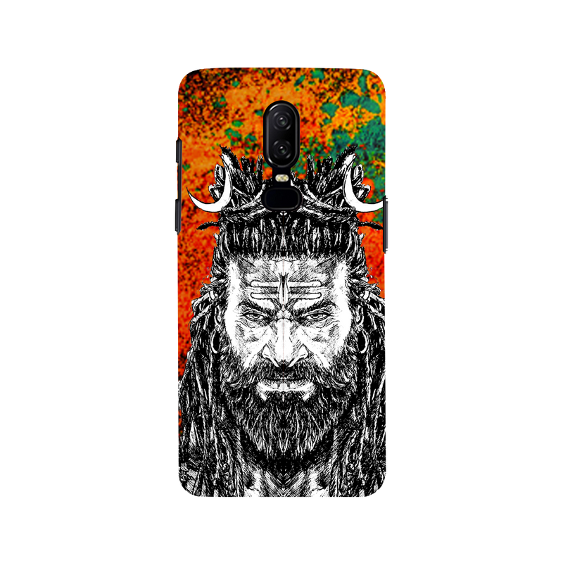 Bhole OnePlus 6 Mobile Cover