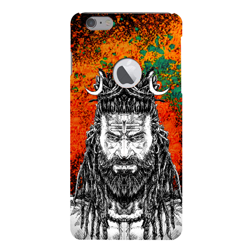 Bhole nath Apple iPhone 6s Plus Mobile Cover