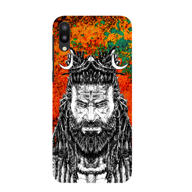 Bhole nath Samsung M 10 Mobile Cover