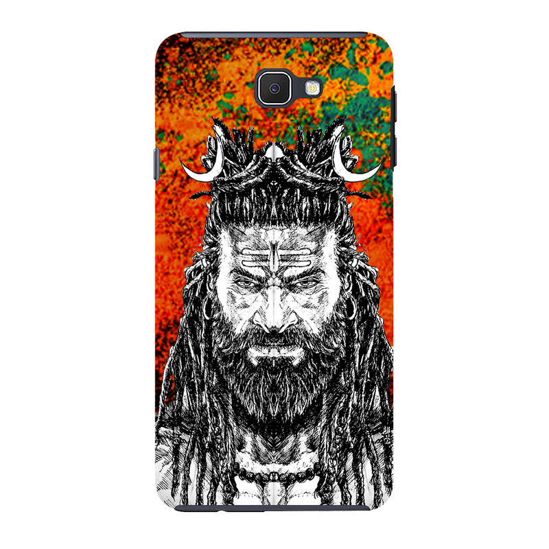 Bhole nath Samsung J7 Mobile Cover