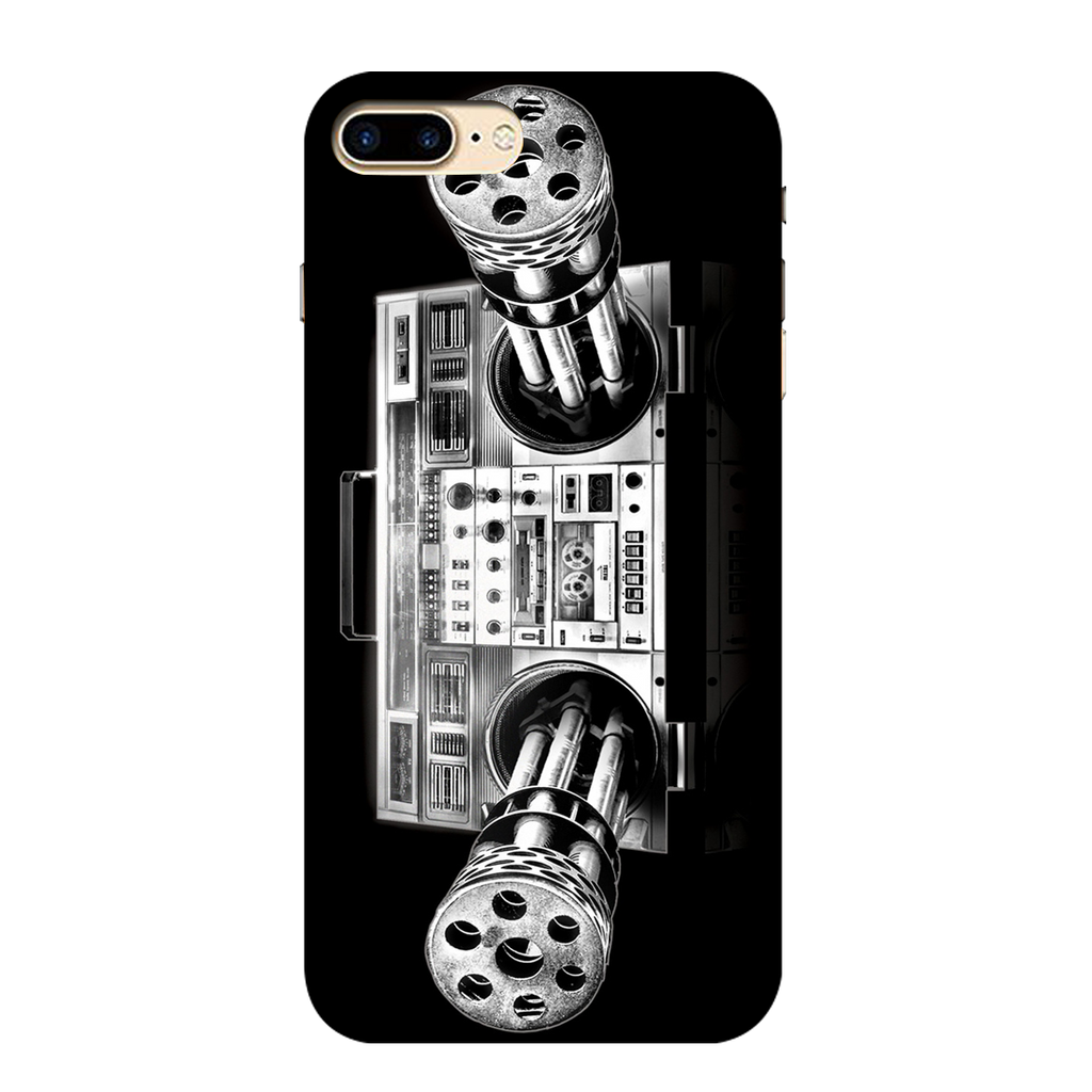 Boombox I Phone 7 plus Mobile Cover