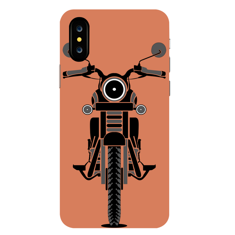 Bullet Apple iPhone X Mobile Cover