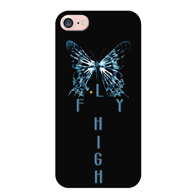 Butterflty Apple iPhone 8 Mobile Cover