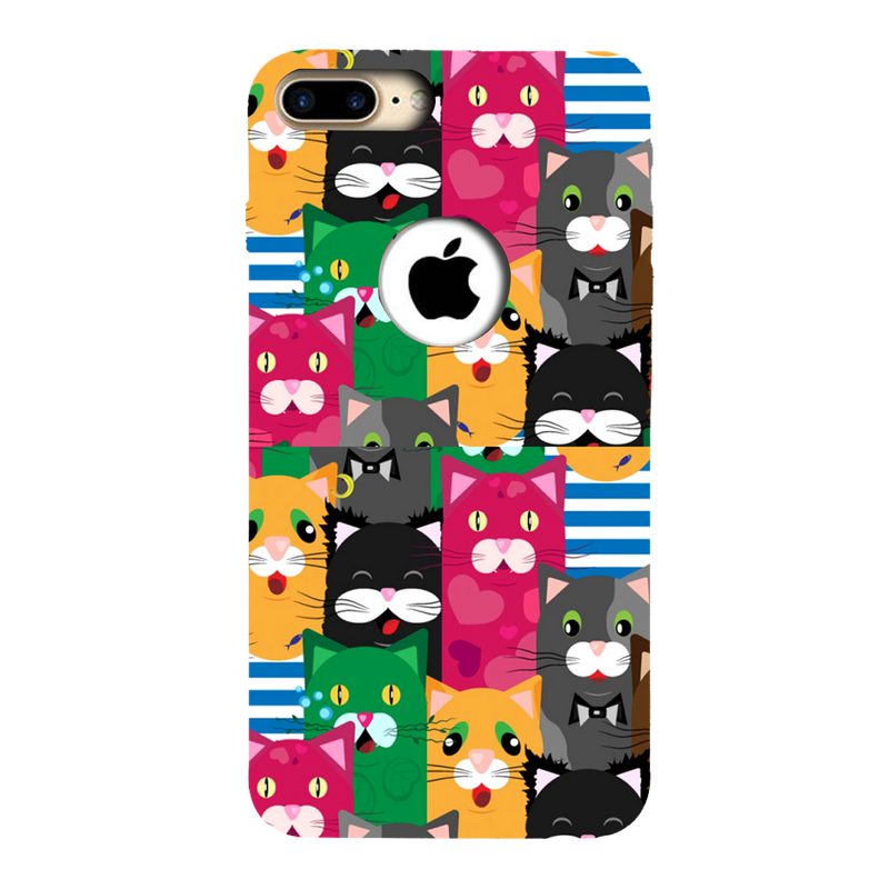 Cat Apple iPhone 7 Plus Mobile Cover