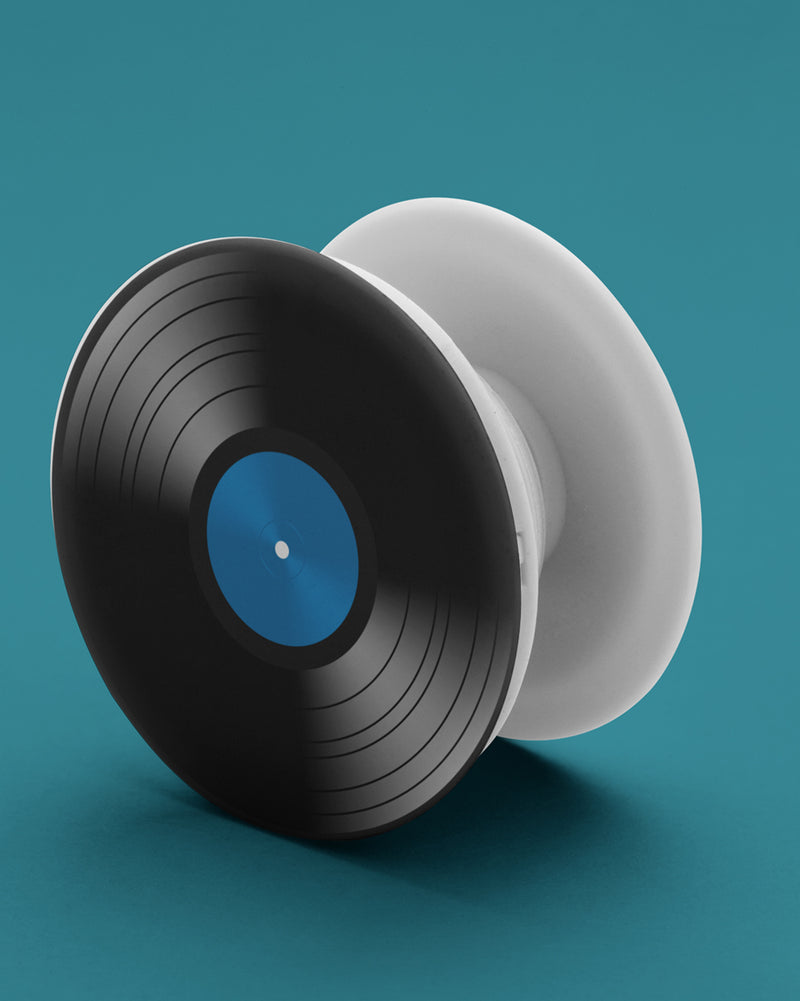 Phonograph record PopSockets Grip