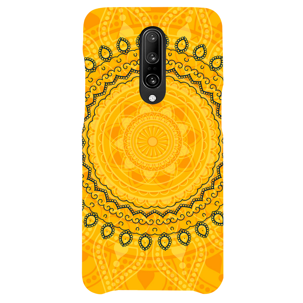 Circular Pattern OnePlus 7 Pro Mobile Cover