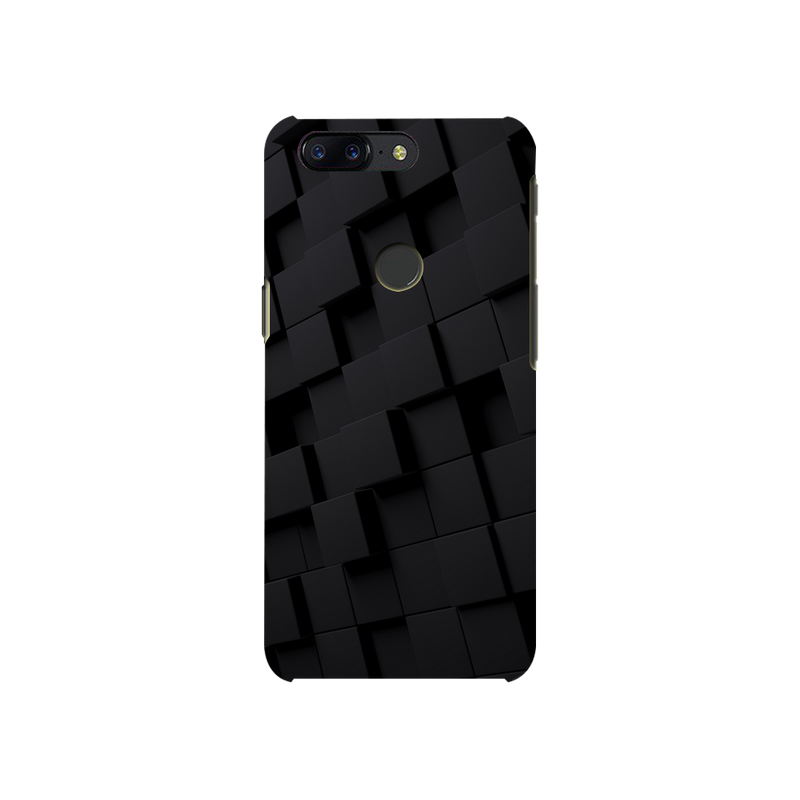 Cube OnePlus 5T Mobile Cover