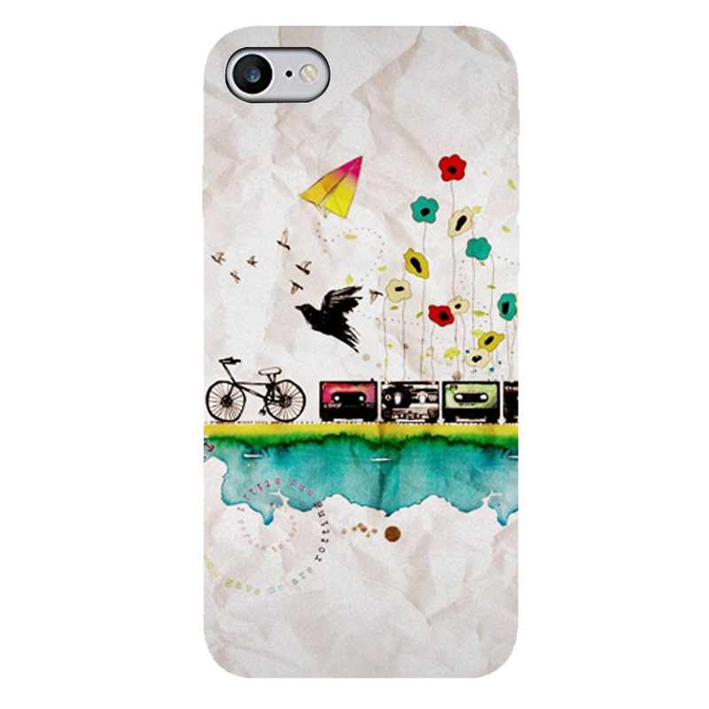 Cycle  iPhone 7 Mobile Cover
