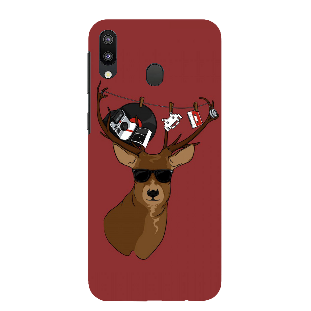 Deer Samsung Galaxy M20 Mobile Cover