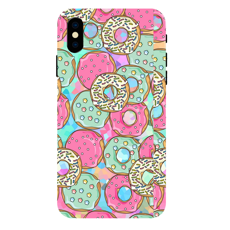 Donut Apple iPhone XS Max Mobile Cover
