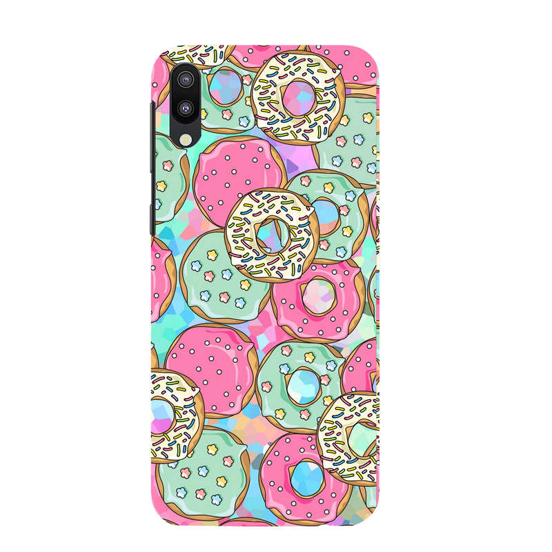 Donuts Samsung M 10 Mobile Cover