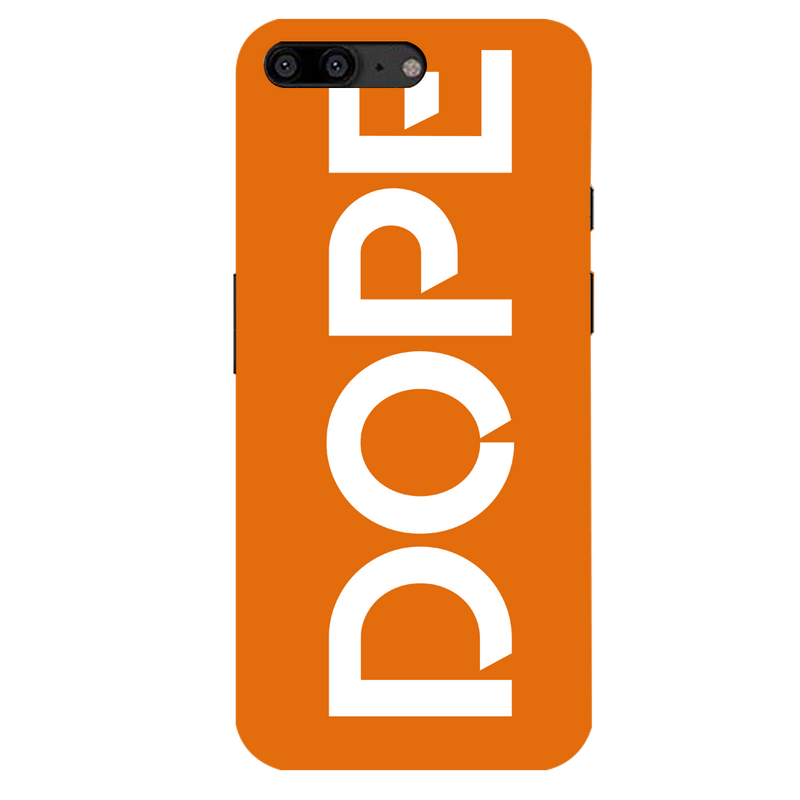 Dope OnePlus 5  Mobile Cover