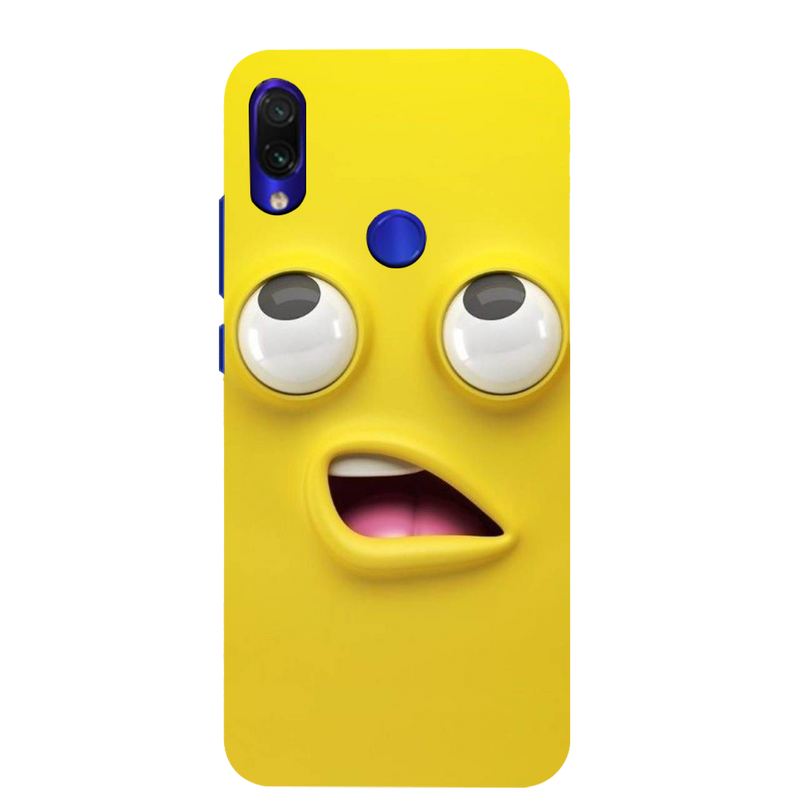 Emoji Redmi Note 7 Mobile Cover