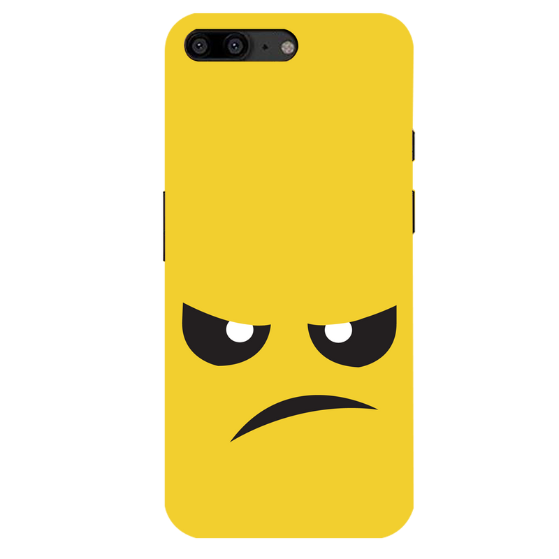 Face OnePlus 5 Mobile Cover