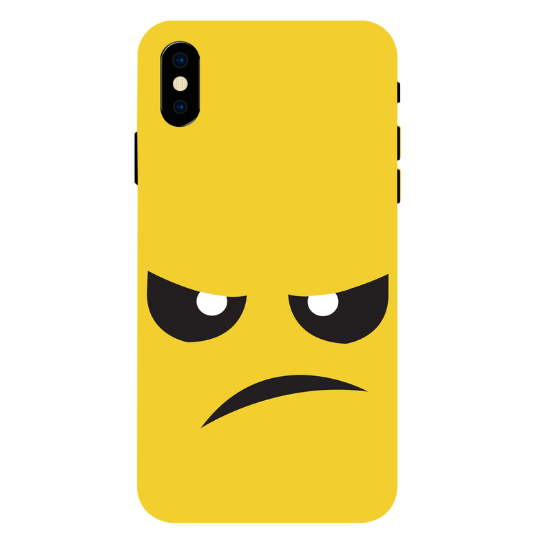 Face Apple iPhone XS Max Mobile Cover