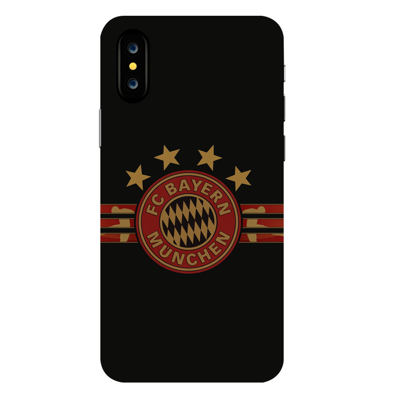 FC Apple iPhone X Mobile Cover
