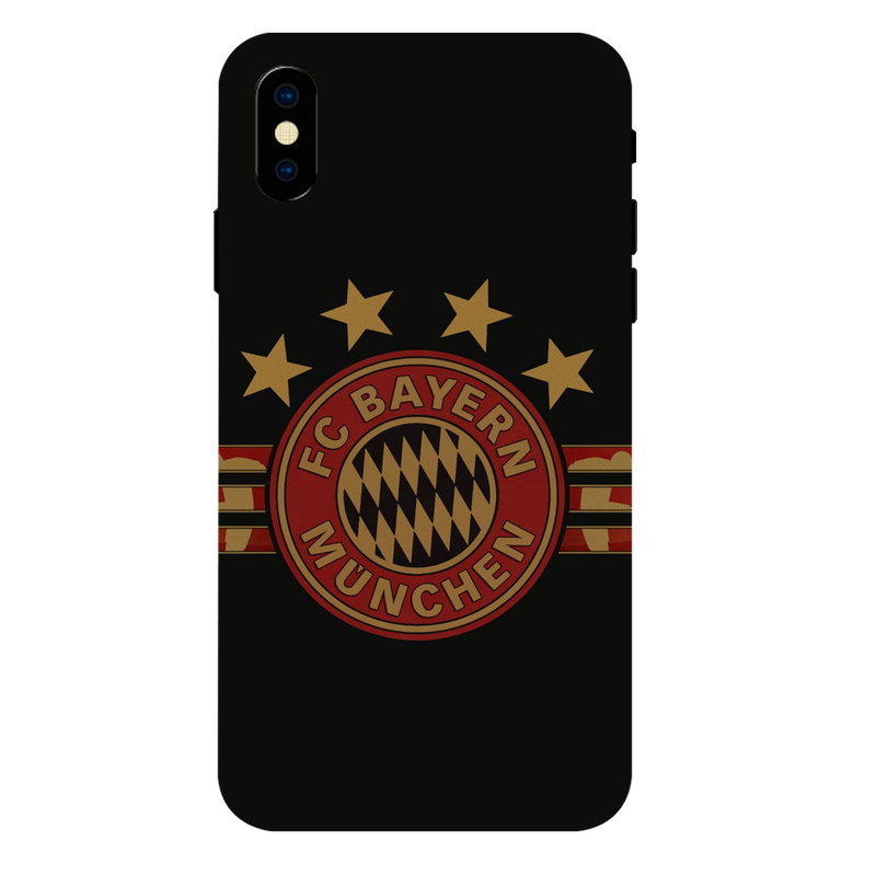 FC Apple iPhone XS Max Mobile Cover
